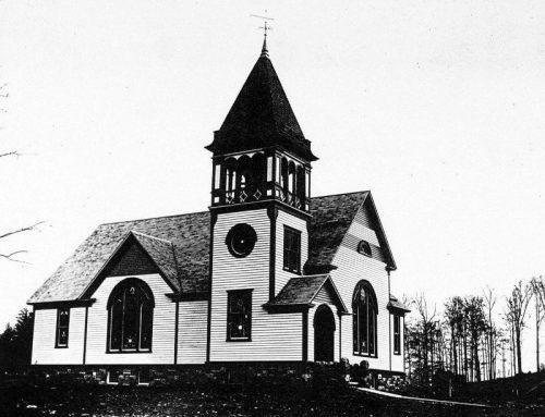 Presbyterian Church circa 1895