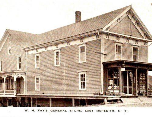 Fay's General Store circa 1905